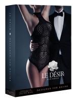 Le Désir Giselle: Ouvert-Body, schwarz