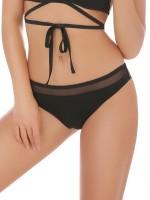 Anabel Arto: Bikinislip, schwarz