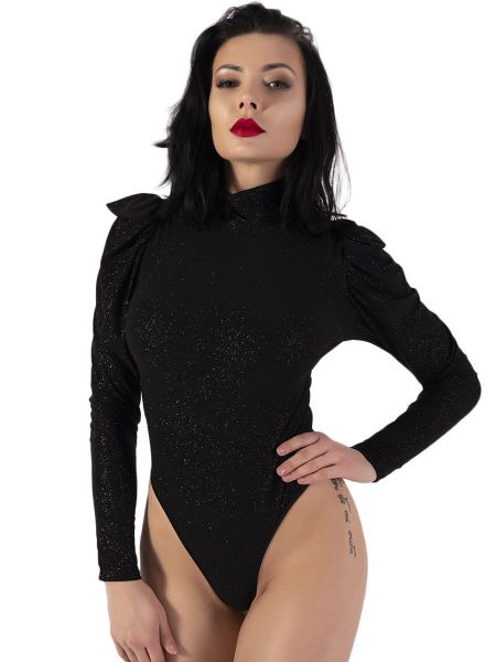 Demoniq Carnival Body: CABOD001, schwarz