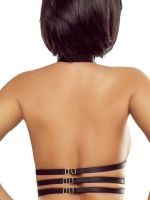 Provocative PR1630: Harness-Top-Set, schwarz