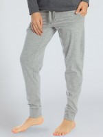 Sassa Melange Mix & Match: Lounge Pant, grau