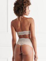 Bracli Sydney: Perlenpanty 1-reihig, ivory/creme