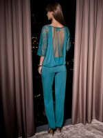 COEMI 5th Avenue: Pyjama, teal