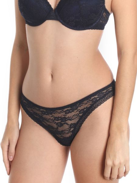 Sassa Lovesome Lace: Slip, navy