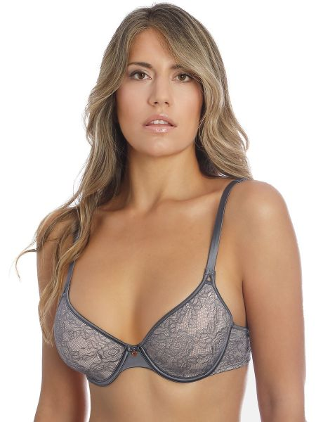 Sassa Magic Lace: Flexicup Spacer-BH, dusty grey