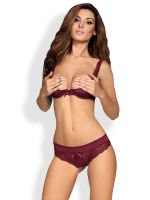 Obsessive Miamor: Hebe-Set, ruby