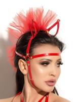 MeSeduce Kopfmaske MK18, rot