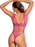 Obsessive B121: Stringbody, pink