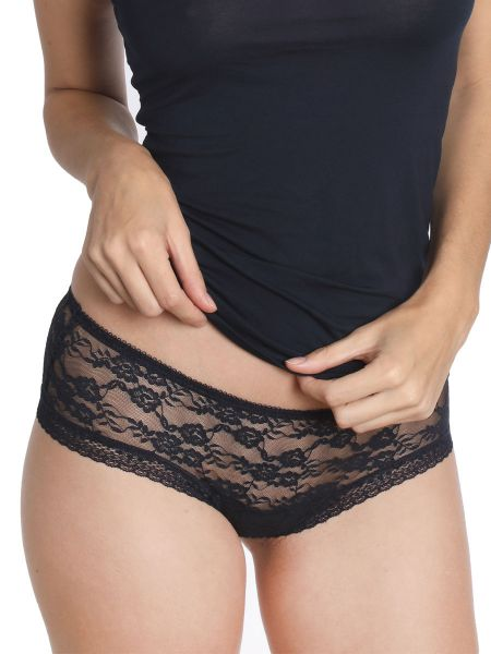 Sassa Lovesome Lace: Panty, navy
