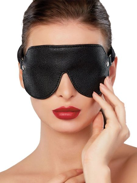 Adore Paramour Fantasy: Seduce Me Mask, schwarz