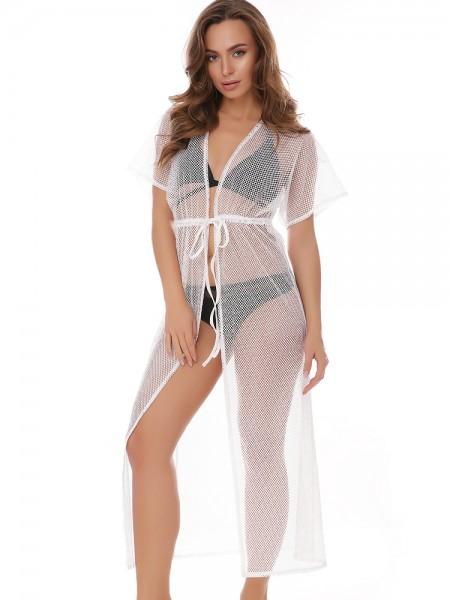 Anabel Arto: Kimono, weiß