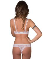 Eros Veneziani White Angel: Push-Up-BH, weiß