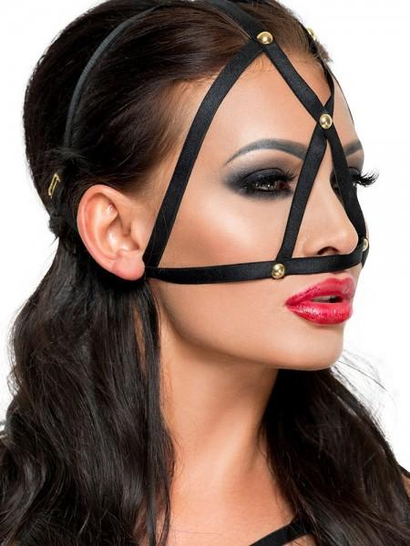 MeSeduce Kopfmaske MK09, schwarz