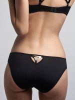 Marlies Dekkers Triangle: Slip, schwarz