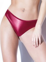 Coquette: Wetlook-String, merlot