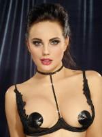Dreamgirl Halskette, schwarz