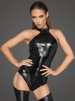 Noir Handmade: Wetlook-Lack-Body F198, schwarz