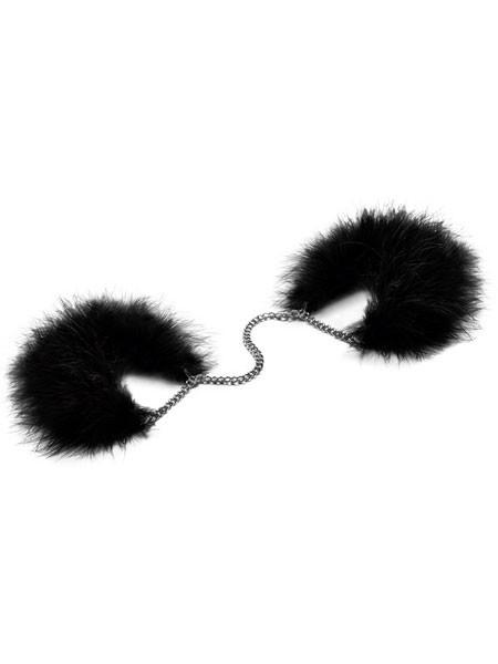 Bijoux Indiscrets Za Za Zu: Handfesseln, schwarz