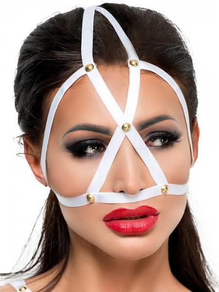 MeSeduce Kopfmaske MK10, weiß