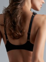 Marlies Dekkers Queen of Pearls: Padded Push-Up BH, black pearl
