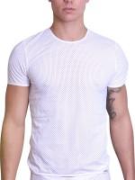 Look Me Shadow: T-Shirt, weiß