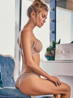 Anabel Arto: Bügel-BH, natural
