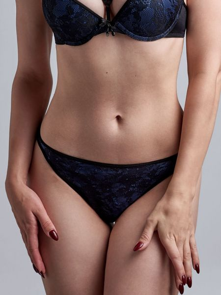 Marlies Dekkers Dame de Paris: G-String, bijou blue