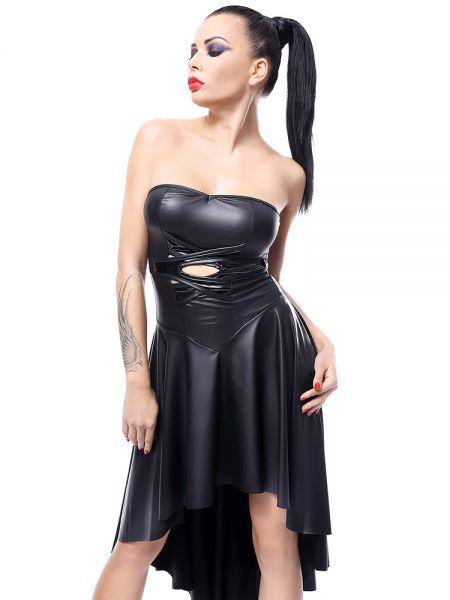Demoniq Hard Candy Minikleid: Demeter, schwarz
