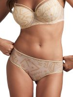 Marlies Dekkers Golden Karo: Slip, egyptain gold/ivory