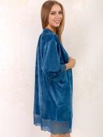 Anabel Arto: Kimono, azure