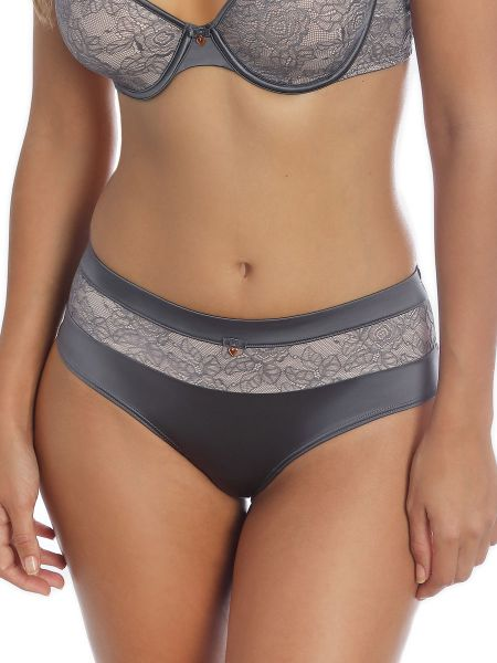 Sassa Magic Lace: Panty, dusty grey