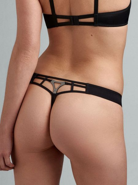 Marlies Dekkers Triangle: String, schwarz