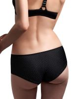 Marlies Dekkers Gloria: Brazilian Shorts, black pinstripe