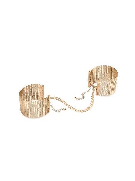 Bijoux Indiscrets Désir Métallique: Handfesseln, gold