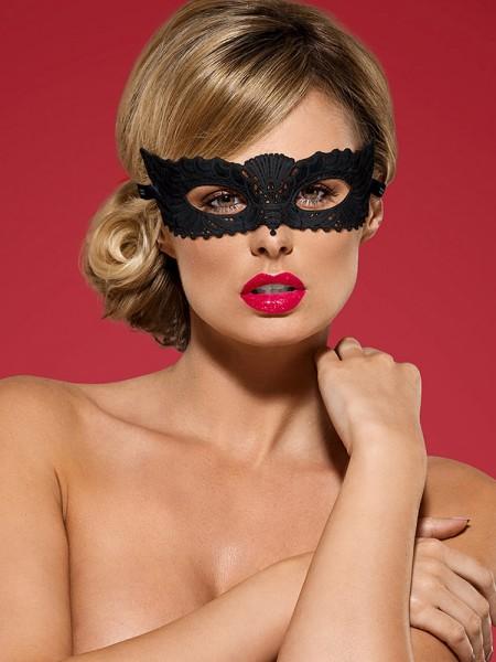 Obsessive A700: Augenmaske, schwarz