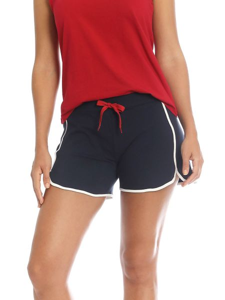 Sassa Sea Spirit: Shorts, midnight blue