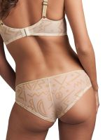 Marlies Dekkers Golden Karo: Unpadded Balcony, egyptain gold/ivory
