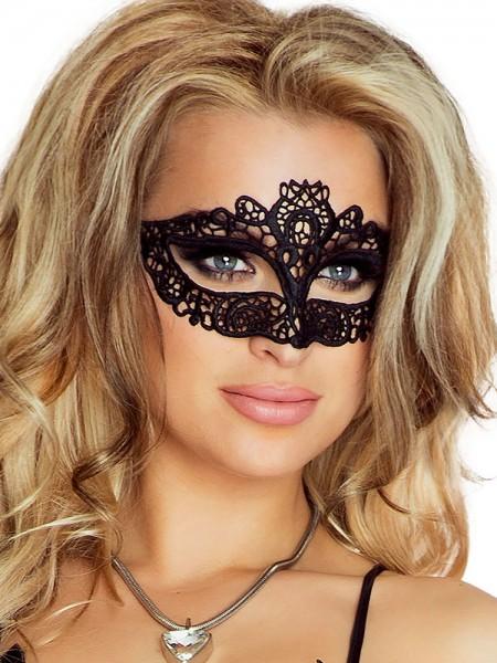 Provocative: Augenmaske, schwarz