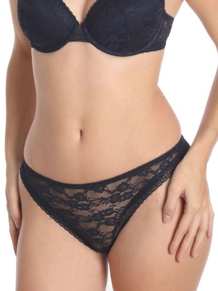 Sassa Lovesome Lace: String, navy