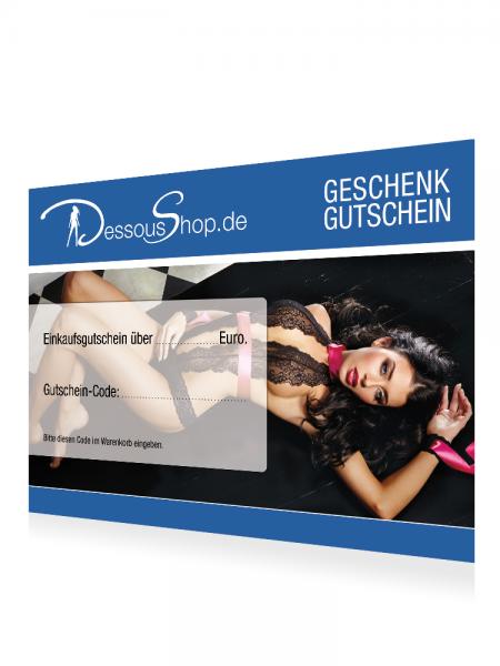 DessousShop Geschenk-Gutschein über 125 Euro