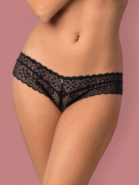 Obsessive Shibu: Panty, schwarz