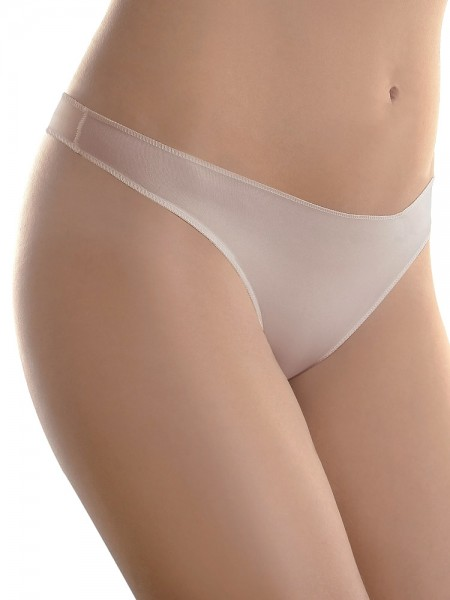 Sassa Classic Pants: String, skin