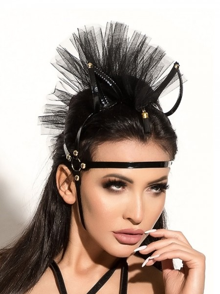 MeSeduce Kopfmaske MK17, schwarz
